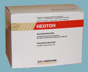 Неотон - Фосфокреатин