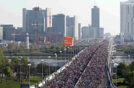 Лилия Шобухова с рекордом России и другие результаты Лондонского марафона