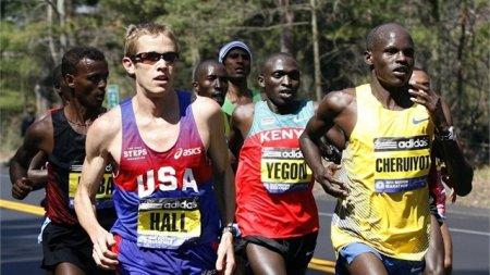 Джеффри Мутаи установил новый рекорд мира и другие результаты Бостонского марафона (Фото)