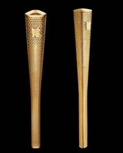 Лондон-2012: факел для олимпийского огня официально представлен