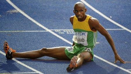 Чемпион мира в беге на 800м Мбулаени Мулаудзи не выступит в Тэгу