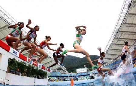 Фотографии первого дня с Чемпионата Мира в Тэгу (Корея) 153 фото