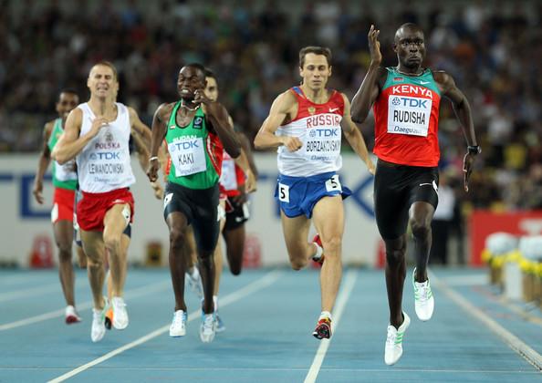 800м - Давид Лекута Рудиша - 1.43.91