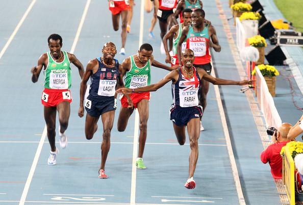 5000м - Мохамед Фара - 13.23.36