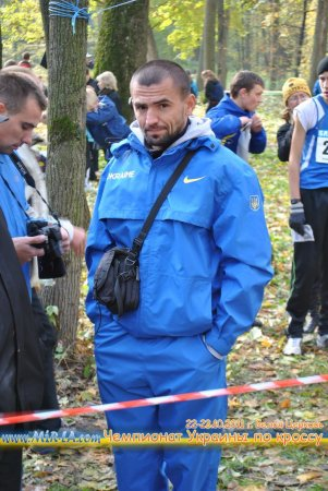 Фотографии с Чемпионата Украины по кроссу 2011