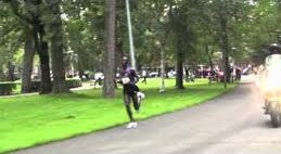 Мировой рекорд на 10 км Патрика Комена в Утрехте, 2010 (Видео)
