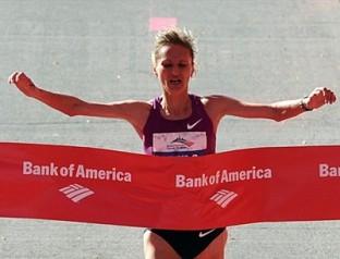 Лилия Шобухова – четвёртая в общем зачете серии World Marathon Majors-2011/2012