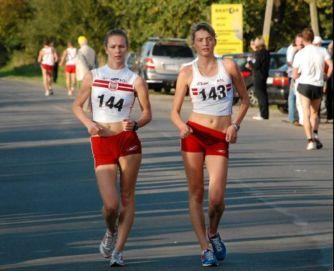 Паулина Бузяк стала рекордсменкой Польши в ходьбе на 20 км