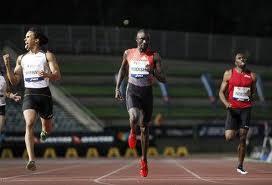 Давид Рудиша пробежал 400м, Шанти Лоу уже на высоте, Матати стал лидером в беге на 10 000 м