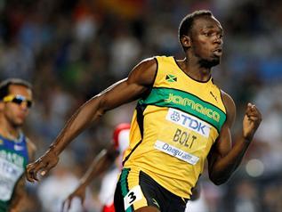 Усэйн Болт пробежит первую 100-метровку в сезоне 6 мая