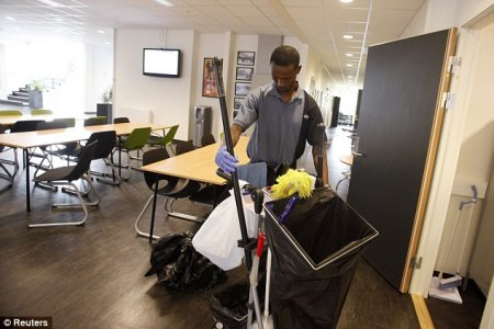 Если смог он, сможешь и ты – уборщик офисов выбежал марафон из 2:10!