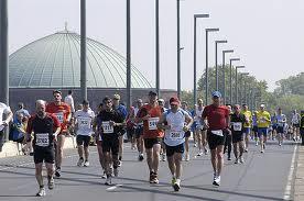 В Дюссельдорфе марафонцы побили рекорд трассы