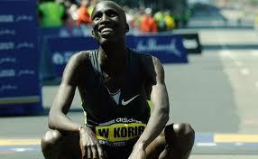 Победитель Бостонского марафона 2012 Уэсли Корир примет участие в Чикагском марафоне