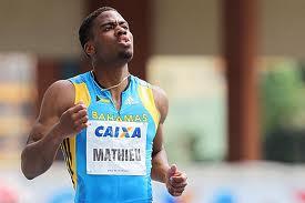 Призер Олимпийских игр Майкл Мэтью установил рекорд Багам