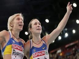 Олеся Повх и Мария Ремень возглавили европейский список самых быстрых спринтеров сезона