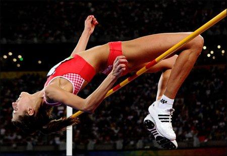 Хорватская прыгунья в высоту Бланка Власич едет на свою 4-ю Олимпиаду
