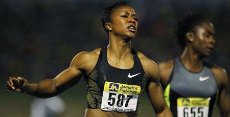 Результаты Jamaica International Invitational Meet 2012 +Видео