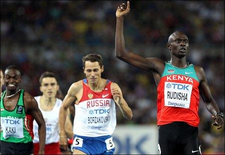 Соперником Давида Рудиши на Олимпиаде может оказаться Усэйн Болт