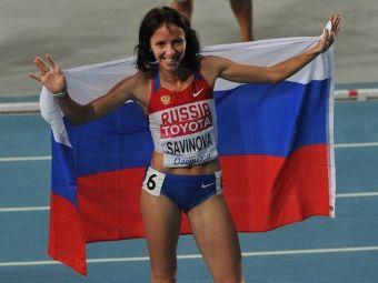 Мария Савинова о себе и соперницах