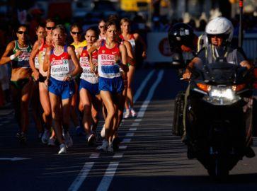 Cостав сборной России по спортивной ходьбе на Олимпийские игры 2012