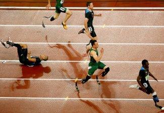 Сборная России сохраняет лидерство в командном зачeте паралимпийского чемпионата Европы