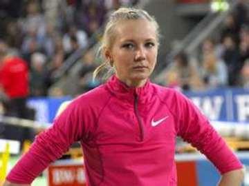 Ирина Гордеева и Елена Холоша – бронзовый призёр чемпионата Европы в Хельсинки в прыжках в высоту