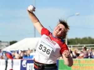Ирина Тарасова – серебряный призёр чемпионата Европы в Хельсинки в толкании ядра