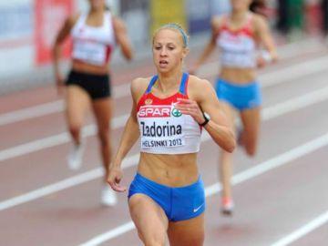 Ксения Задорина – серебряный призёр чемпионата Европы в Хельсинки в беге на 400м