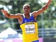 Шериф Эль-Шериф - серебряный призёр чемпионата Европы в Хельсинки в тройном прыжке