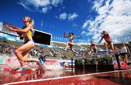 Обзор результатом после утренней программы чемпионата Европы 2012 +Фото