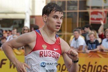 Александр Иванов - призер чемпионата мира среди юниоров в ходьбе на 10 000 м