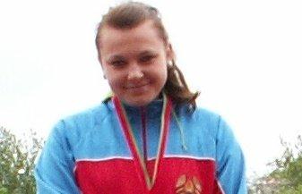 Алена Новогродская - бронзовый призер чемпионата мира среди юниоров в метании молота