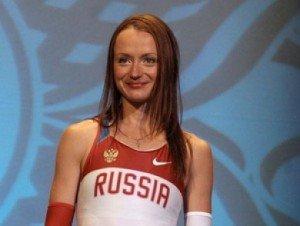 Елена Слесаренко: за российскую сборную на Олимпийских играх будем болеть с новорождённой Елизаветой!