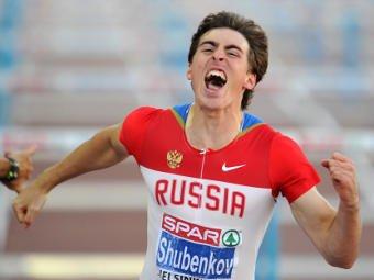 Сергей Шубенков - бронзовый призёр девятого этапа