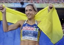 Ольга Солодуха и Рено Лавилленье - лучшие европейские легкоатлеты июня
