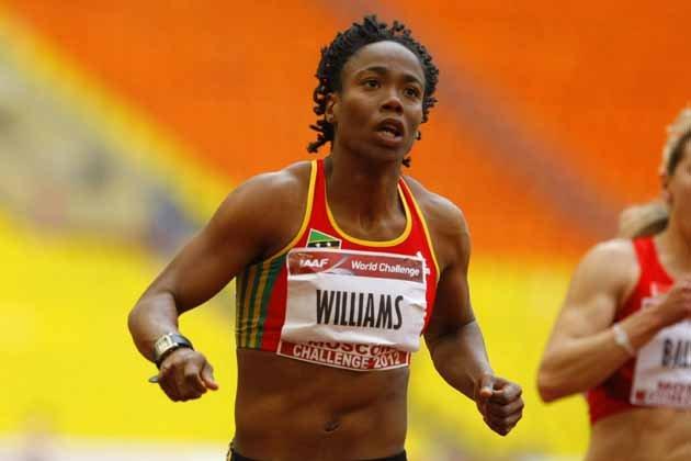 Тамека Уильямс созналась на Олимпиаде в применении допинга