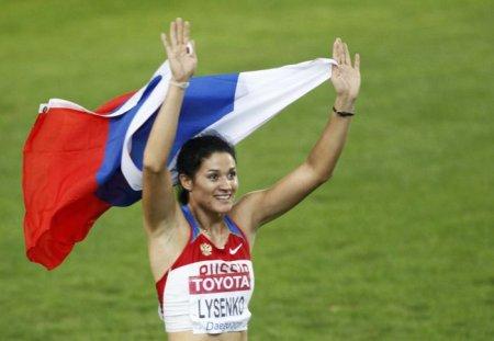 13 российских легкоатлетов, которые едут за золотом на Олимпиаду в Лондон