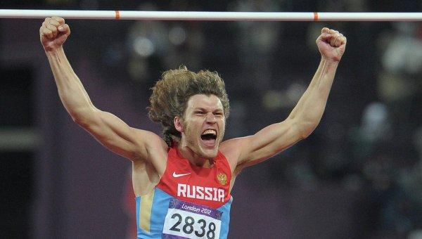 Иван Ухов - победитель Олимпийских игр 2012 в прыжке в высоту