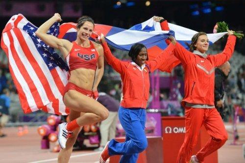 Почему Исинбаева проиграла Олимпийские игры 2012?