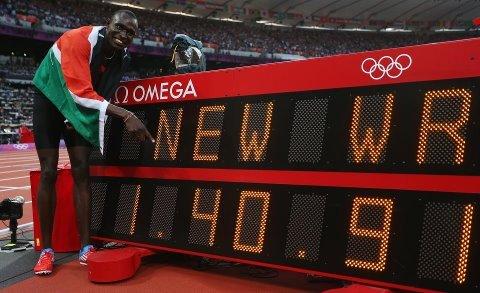 Стив Крэм: Рудиша - герой Олимпиады
