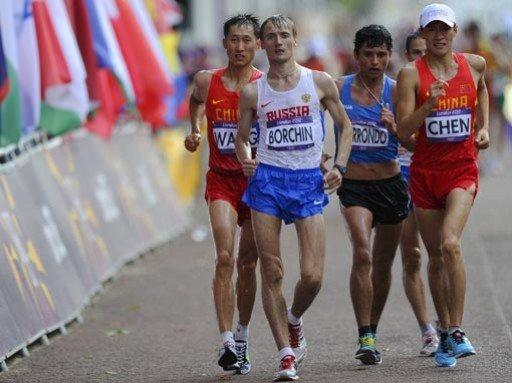Валерий Борчин: «Очень жаль, что на Олимпиаде не получилось, подвел»