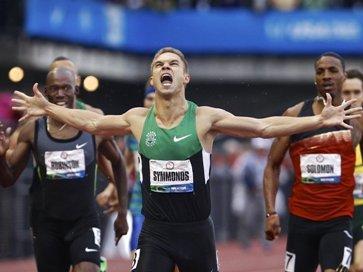 Финалист Олимпиады Ник Симмондс установил рекорд США в