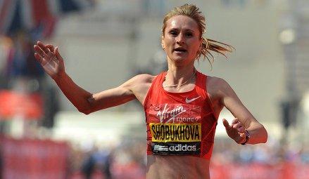 Лилия Шобухова побежит в Чикаго на марафоне