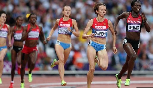 Мария Савинова пропустит финал «Бриллиантовой лиги 2012»