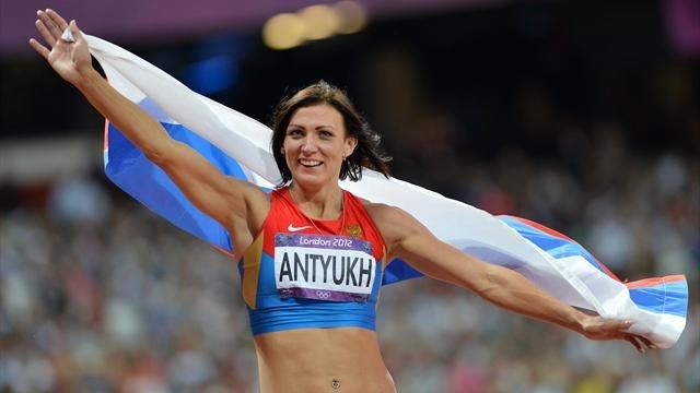 Наталья Антюх: «Теперь мой главный стимул – мировой рекорд»