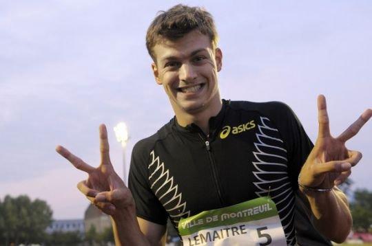 Кристоф Лемэтр на чемпионате мира в Москве выступит на двух дистанциях