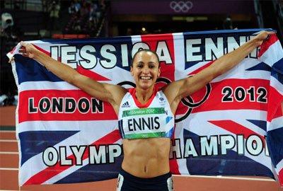 Джессики Эннис выиграла в номинации British Olympic Athlete of the Year