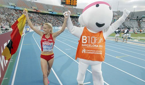 Марта Домингес готова перейти в марафон