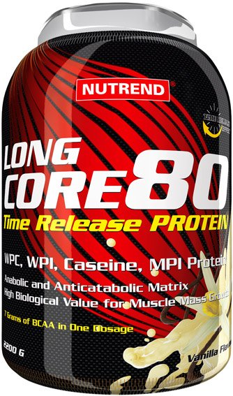 Long Core 80 - NUTREND - Протеины