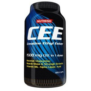 Creatine Ethyl Ester - NUTREND - Протеины